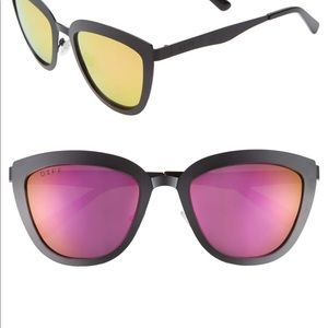 Brand new with tags DIFF Lilly sunglasses